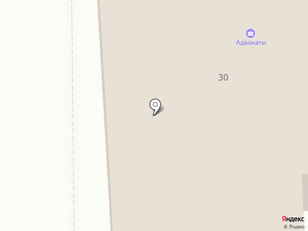 Стиль и Текстиль на карте Томска