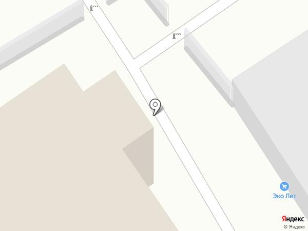 Магазин разливных напитков на карте Томска