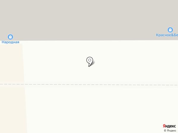 Classic на карте Томска