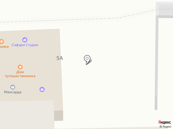 Фотомагазин на карте Томска