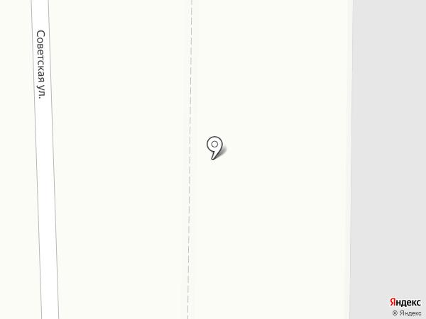 Шаурма №1 на карте Томска