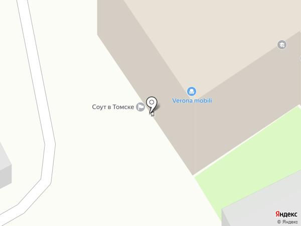ЛОГОПЕД на карте Томска
