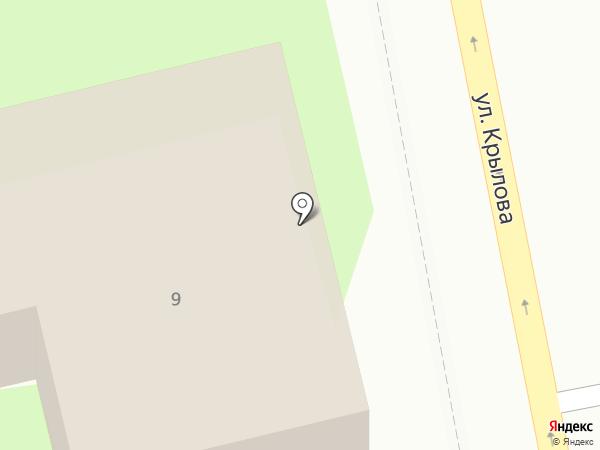 Оптовая компания на карте Томска