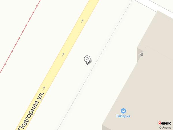 АВТОГИК на карте Томска