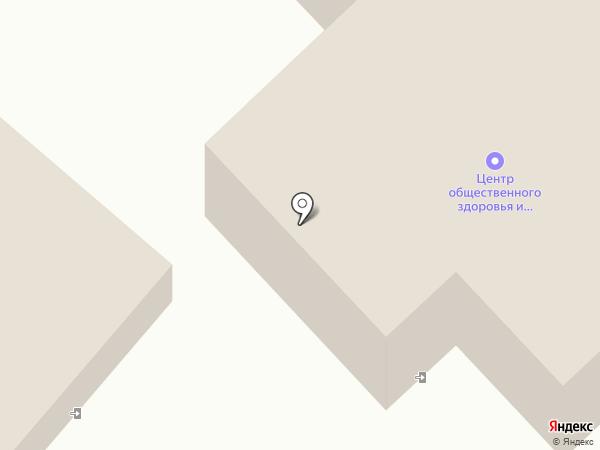 Первый кадр на карте Томска