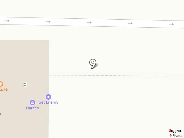 Хот-дог Мастер на карте Томска