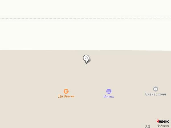 Сибирский продукт на карте Томска