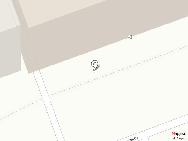 Следственный отдел по г. Томску на карте Томска