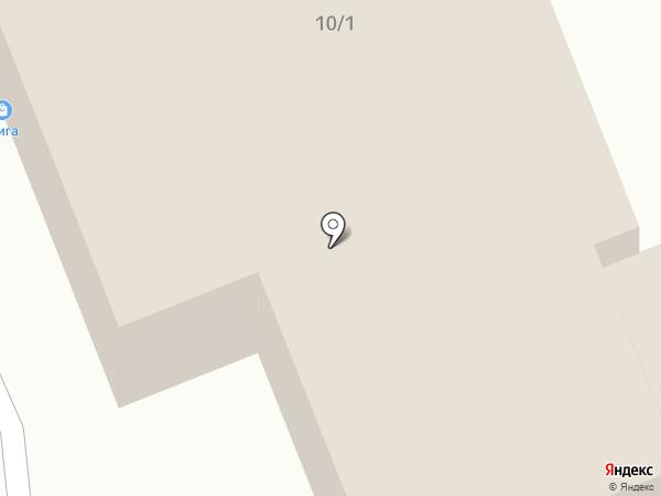 ЛИГА на карте Томска