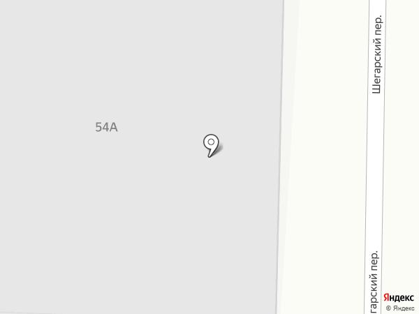 Авто Империя на карте Томска