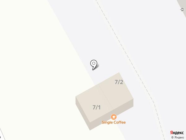 Добрый кофе на карте Томска