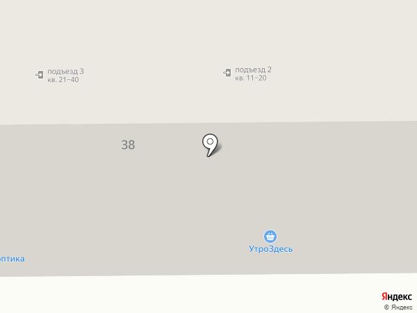 Барс на карте Томска