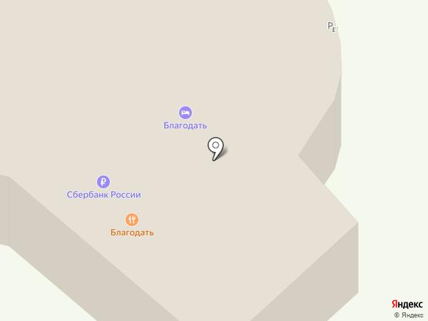 Благодать на карте Белокурихи