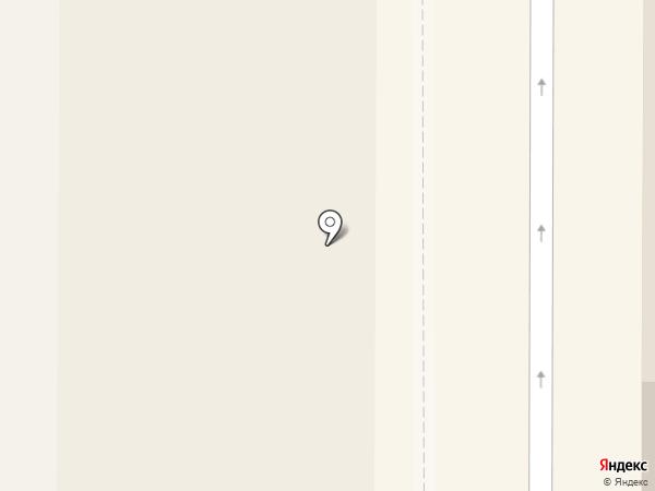 Производственно-торговая компания Гелион на карте Томска