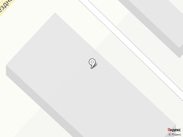 Торгово-производственная компания на карте Белокурихи