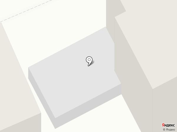 Зоркальцевская на карте Томска
