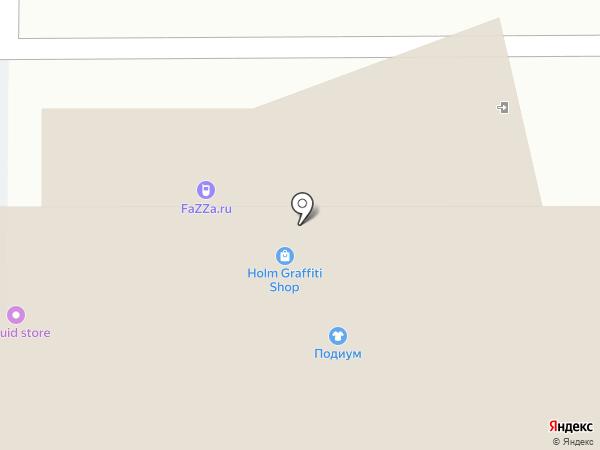 Хёрманн Руссия на карте Томска