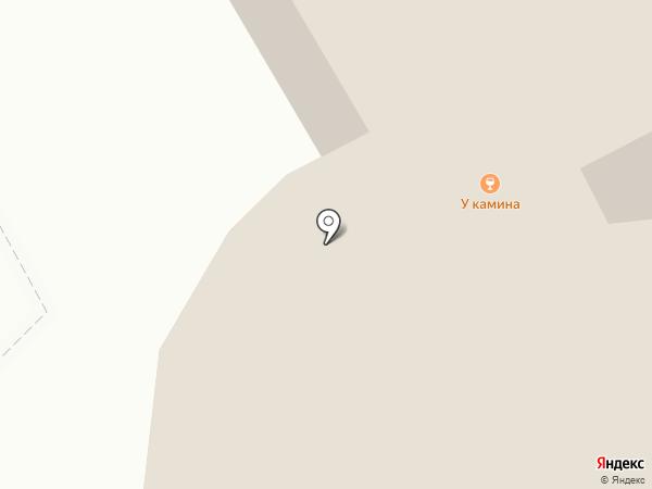 У Камина на карте Белокурихи