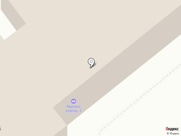 Марьино на карте Белокурихи