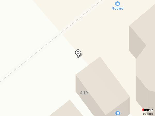 Магазин сувениров на карте Белокурихи