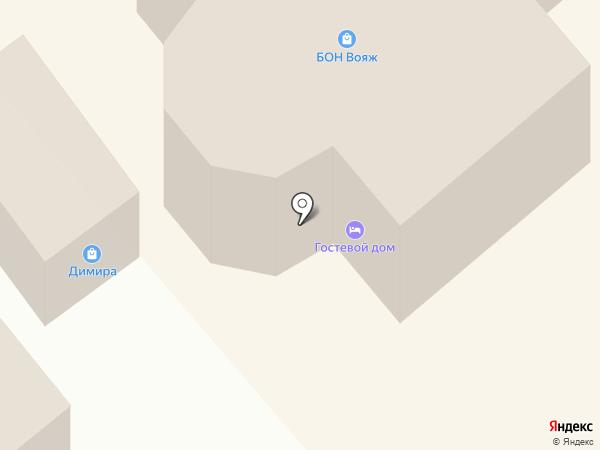 Ресторан на карте Белокурихи