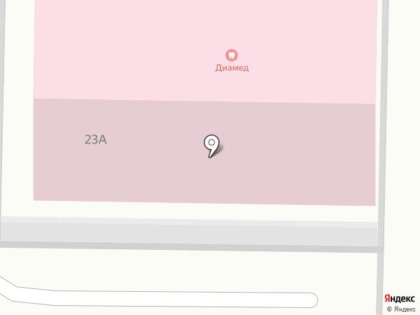 Vashmotor.ru на карте Томска