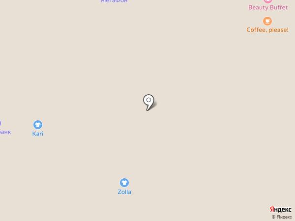 Банкомат, Томскпромстройбанк, ПАО на карте Томска