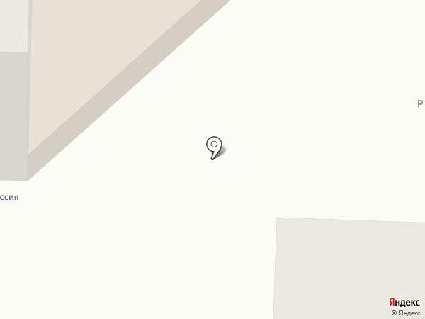 АРИСТОКРАТ на карте Томска