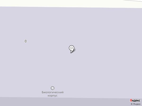 Музей истории СибГМУ на карте Томска