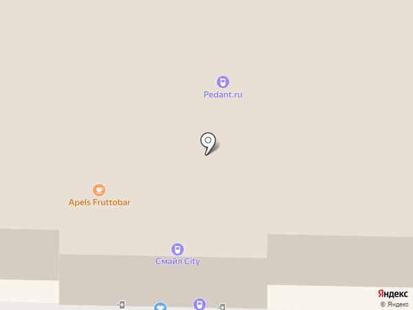 Магия серебра на карте Томска