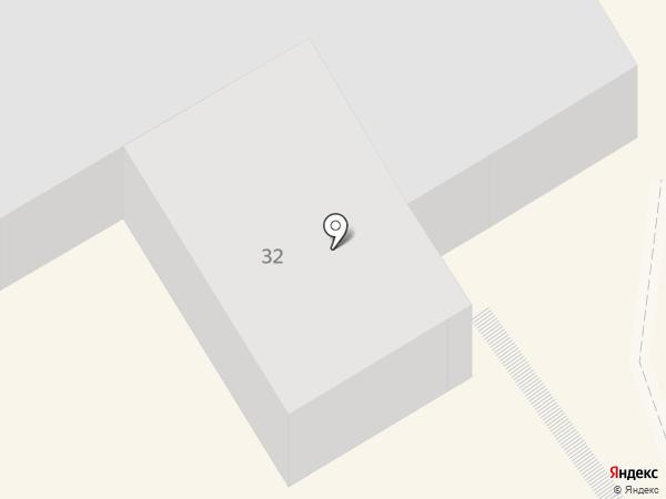 Пятое колесо на карте Белокурихи