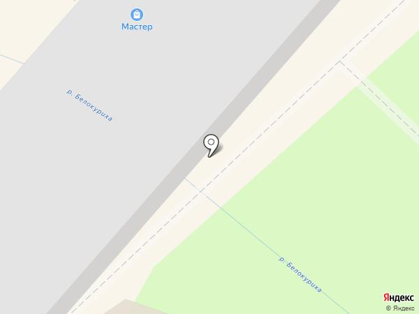 Магазин-салон на карте Белокурихи
