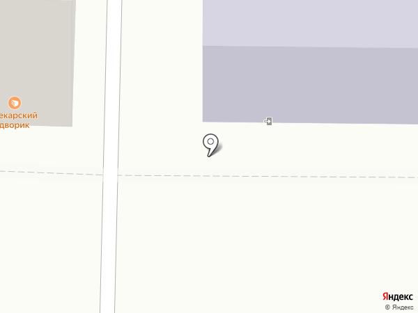 Медико-фармацевтический колледж СибГМУ на карте Томска