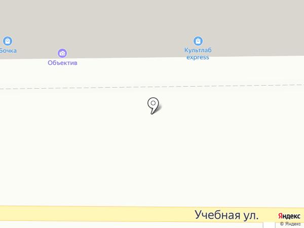 Суши WOK на карте Томска