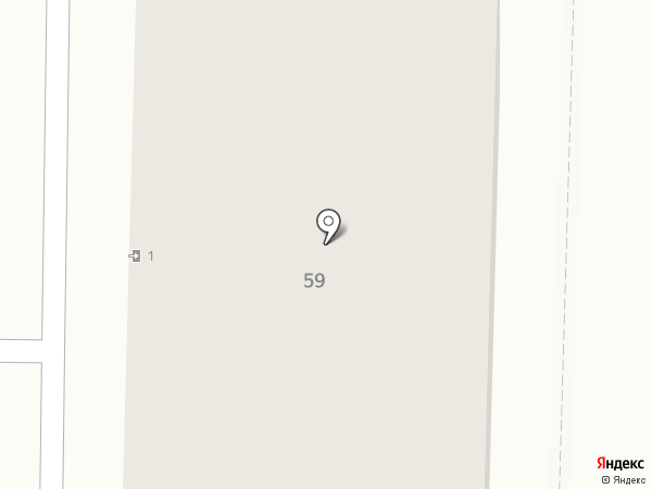 Ателье70 на карте Томска
