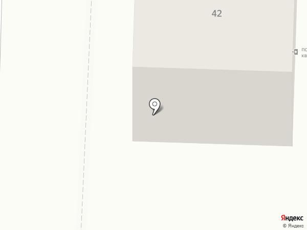Данко на карте Томска