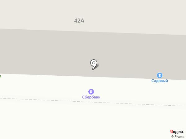 Банкомат, Сбербанк России на карте Томска