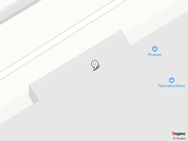 GOOD AUTO на карте Томска