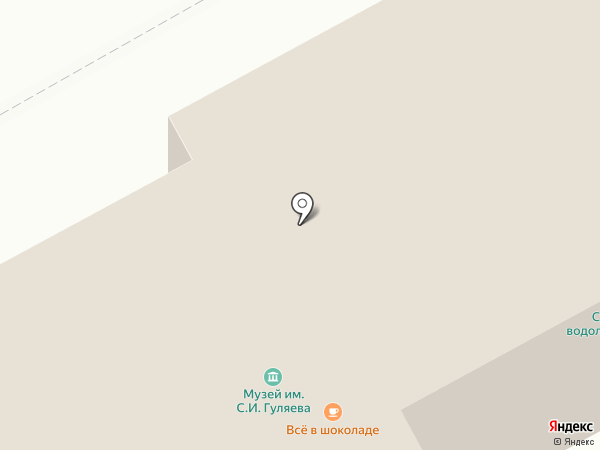 Белокурихинский городской музей им. С.И. Гуляева на карте Белокурихи