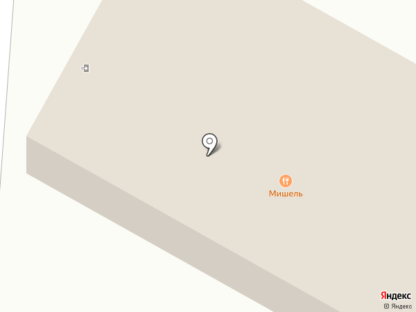 Мишель на карте Белокурихи