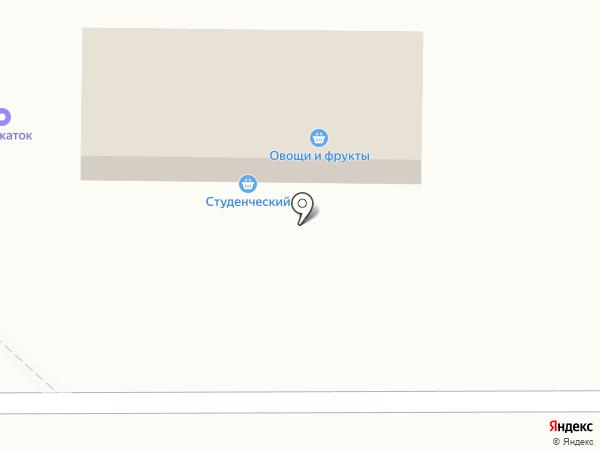 Наш каток на карте Томска