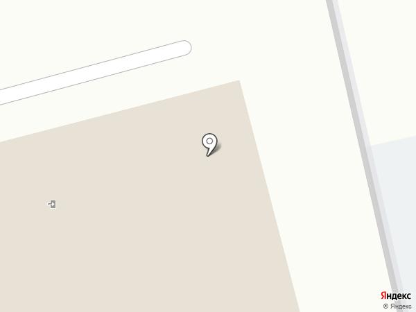 Автозапчасти в Томске на карте Томска