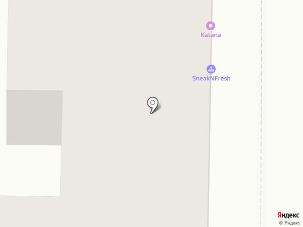 Фото-шоп на карте Томска