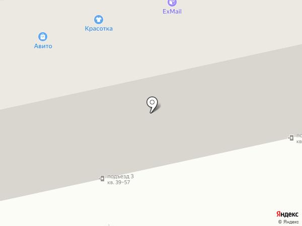 ExMail на карте Томска