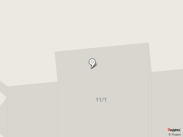Хука на карте Томска