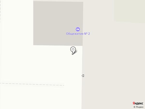 Томский государственный педагогический университет на карте Томска