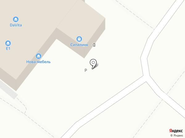 GUTМЕБЕЛЬ на карте Томска