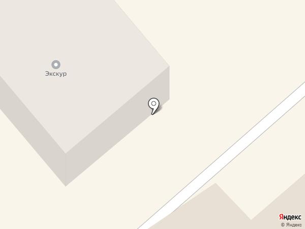 Гостевая квартира на карте Белокурихи