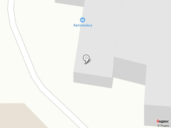 Автосервис на карте Томска