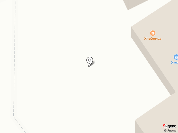 Хмель на карте Томска